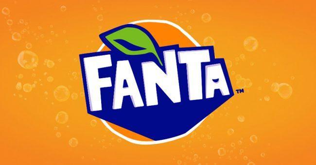 Стикеры Fanta