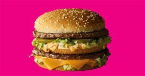 Как получить бесплатно бигмак в Макдональдсе