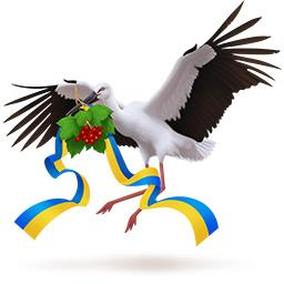 Подарок Вконтакте в честь Дня независимости Украины