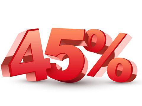 Равспродажа стикеров ВКонтакте скидка 45%