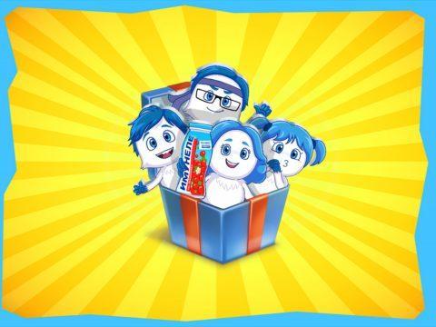 ВКонтакте добавили 6 новых стикеров в новогодний набор Супер Иму